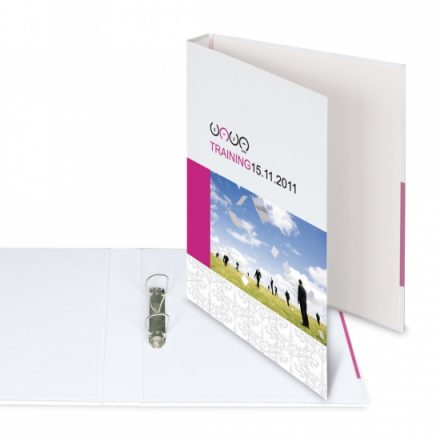 RingBinder Custom Full-Color Ring Binder
